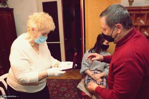 (►) Patri néni kapta a Cum Gratia Díjat