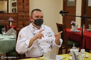 (►) Szeretik a magyar konyhát