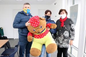 A Szilády RFC is támogatta Zsombi gyógyulását
