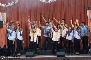 Reformációs évforduló a Continental Singers-szel (galériával)