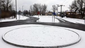 Befejeződött a kórházi parkolók átépítése, új buszforduló készült