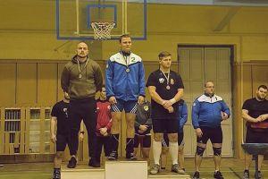 Szalai Róbert aranyérme a Baczakó-emlékversenyen