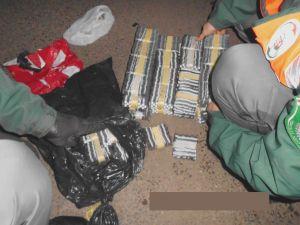 Közel 2500 levélnyi nyugtatót találtak egy kamionban Halasnál