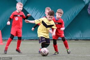 A legkisebbek fociztak a Szilády-BD Trader Kupán (galéria)