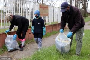 Tesz-Vesz Város: elindul a szemétgyűjtési akció (galéria)