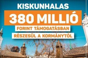 380 millióból fejleszthet Halas: megújul a dr. Nagy Mór utca, a Szentháromság tér, a Fazekas Mihály utca