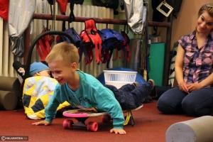 Sportos gyermeknap a halasi bokszolóknál (galéria)