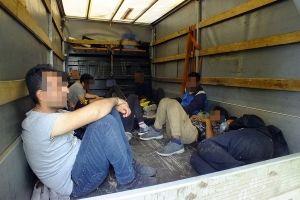 Migránsokat fogtak Balotaszállás közelében
