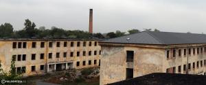 Jól haladnak a munkálatok a Szegedi úti Ipari Parkban (galéria)