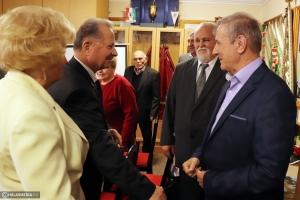 A Kuruc Vitézek Nyugállományú Egyesülethez látogatott a honvédelmi miniszter (galéria)