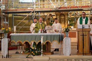 Zsolt atya tiszteletbeli kanonok lett