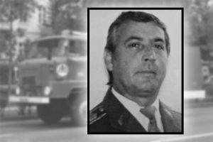 Elhunyt a volt halasi tűzoltóparancsnok