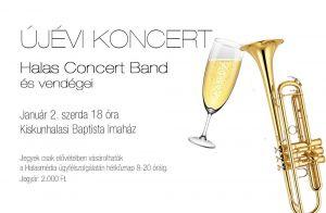 Már vásárolható jegy az Újévi Koncertre