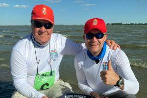 Döme Gábor világbajnok lett a magyar horgászválogatottal