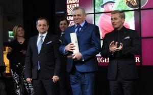 Halasiak elismerése a Magyar Lovassport Szövetségtől