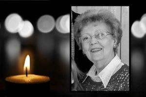 Elhunyt dr. Katona Józsefné
