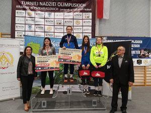 Viki bronzérme az olimpiai reménységek versenyén
