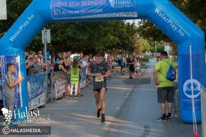 Szüreti futás eredménylista