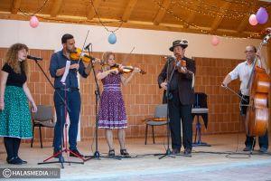 Nyáresti folk a Bácska Bandával