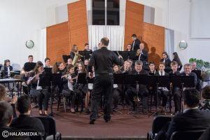 Adventi fúvós koncert (galériával)