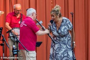 Dixieland muzsikával zárult a Kaszinóudvari esték sorozat
