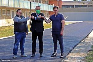 Hatmillió forinttal támogatja a kórházat a bócsai polgármester (galéria)