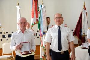 Halasiak elismerése a megyei ünnepi állománygyűlésen (galériával)
