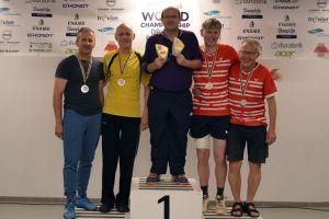 Károlyi Tibor világbajnok lett