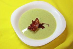 Zöldül a leves