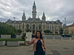 Halasi siker Győrben