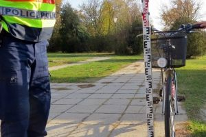 Súlyosan megsérült a kerékpáros