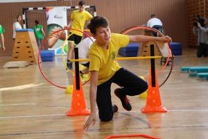 Milliós sportfejlesztés a Szent József-iskolában (galéria)