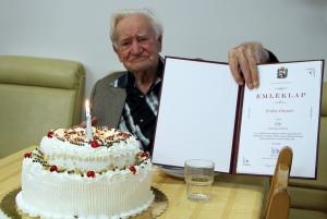 Guszti bácsi 100. születésnapja