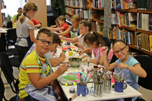 Könyvtári tábor