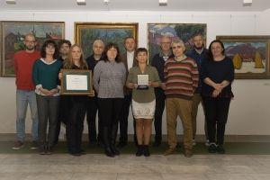 Halasi múzeumi díjak