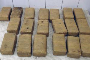 160 milliós heroinfogás Tompán