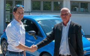 KB Autoteam Fiat 500 Hybrid-ek a SHARE NOW-nak (galéria)