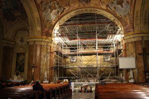 Folytatódik a templomfelújítás