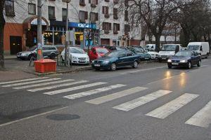 A gyalogosok és az autósok is bosszankodnak