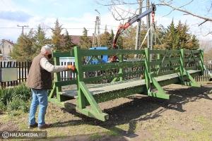 A zöld híd példát mutat