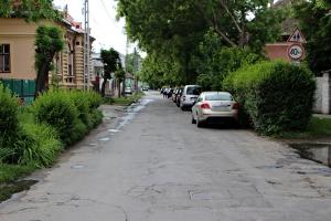 Egyirányú Ady Endre utca