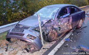Súlyos sérültek, jelentős anyagi kár