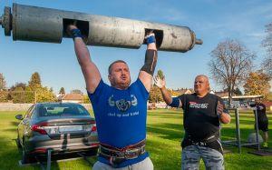 Halasi nyerte az erős emberek versenyt