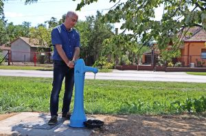 Tiszta vízhez jut a környék