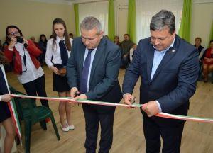 Megújult a fehértói iskola ebédlője