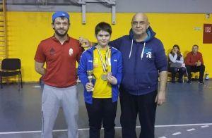 Ildikó diákolimpiai bajnok lett