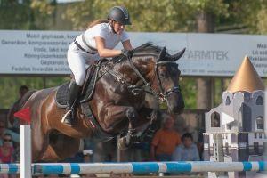 Díjugrató Grand Prix-re készül Kiskunhalas