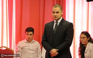 Kovács Gábor Dániel nyerte a Hatvani Zoltán Szavalóversenyt (galéria)