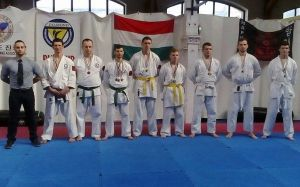 Hapkido a klubban