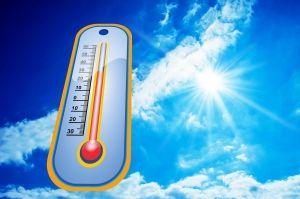 Hőségriasztás meghosszabbítva